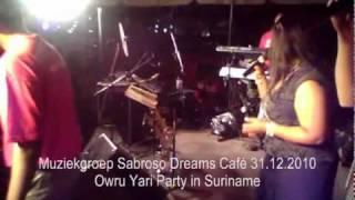 Muziekgroep Sabroso Dreams Cafe