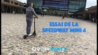 Essai de la Minimotors Speedway Mini IV by Over Watt
