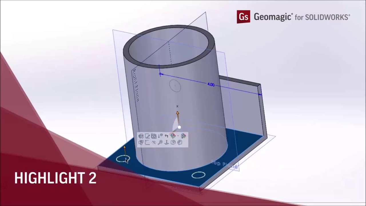 Geomagic for SOLIDWORKS | NeoMetrix