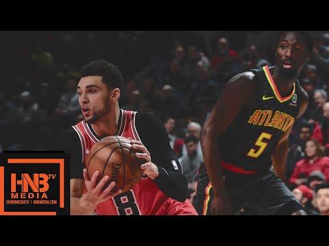 Atlanta Hawks vs Chicago Bulls Full Game Highlights | 01/23/2019 NBA Season