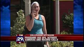 E-STEALTH ULTIMATE MOBILE PHONE SPY FOX NEWS REPORT