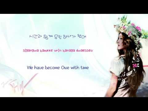 Jessica Jung ( 제시카 ) – Golden Sky [ Lyric ]