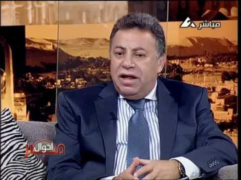 دكتور احمد ابو النظر على القناة الثانية 30-7-2012