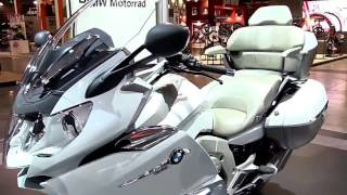 2018 BMW K1600GTL SE Special Lookaround Le Moto Around The World