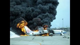 Explosion nach der Landung - Mayday Mayday