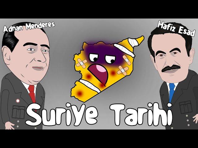 Suriye'nin Karmaşık Tarihi - Animasyonlu