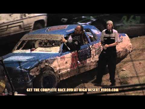 SNMS Street Stock Finish - Best Finish This Year