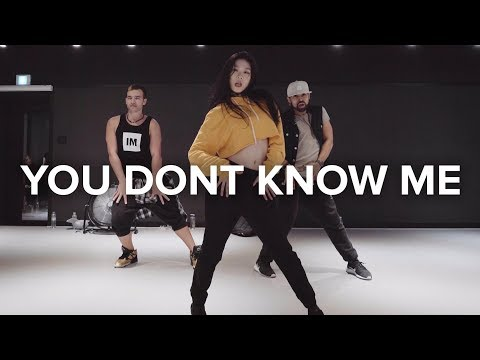 You Don't Know Me - Jax Jones (ft.RAYE) / Beginners' Class