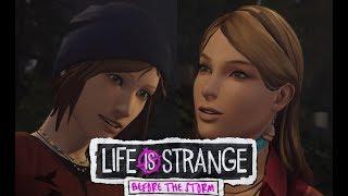 Life is Strange Before the Storm - vieille scierie - extérieur