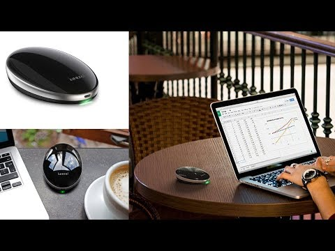 Portable Online Internet Security Protection Device