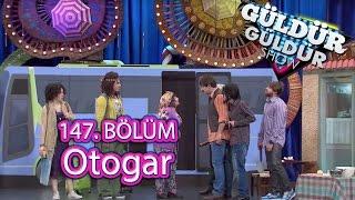 Güldür Güldür Show 147. Bölüm, Otogar