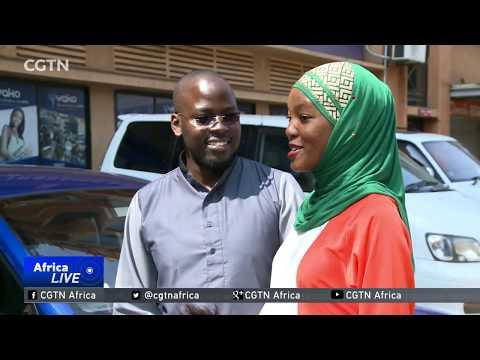 Ugandan designers use African textiles inside cars