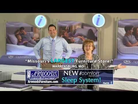 Arwoodu0027s Missouriu0027s LARGEST Furniture Store   IComfort Kick Off 2016