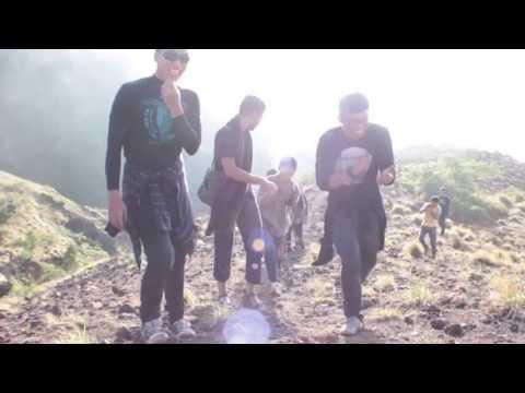 Bali, Indonesia - Mount Batur Volcano Trek, September 2013