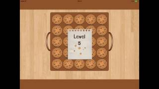 Magic Cookies! - Haskell game for iOS and Android
