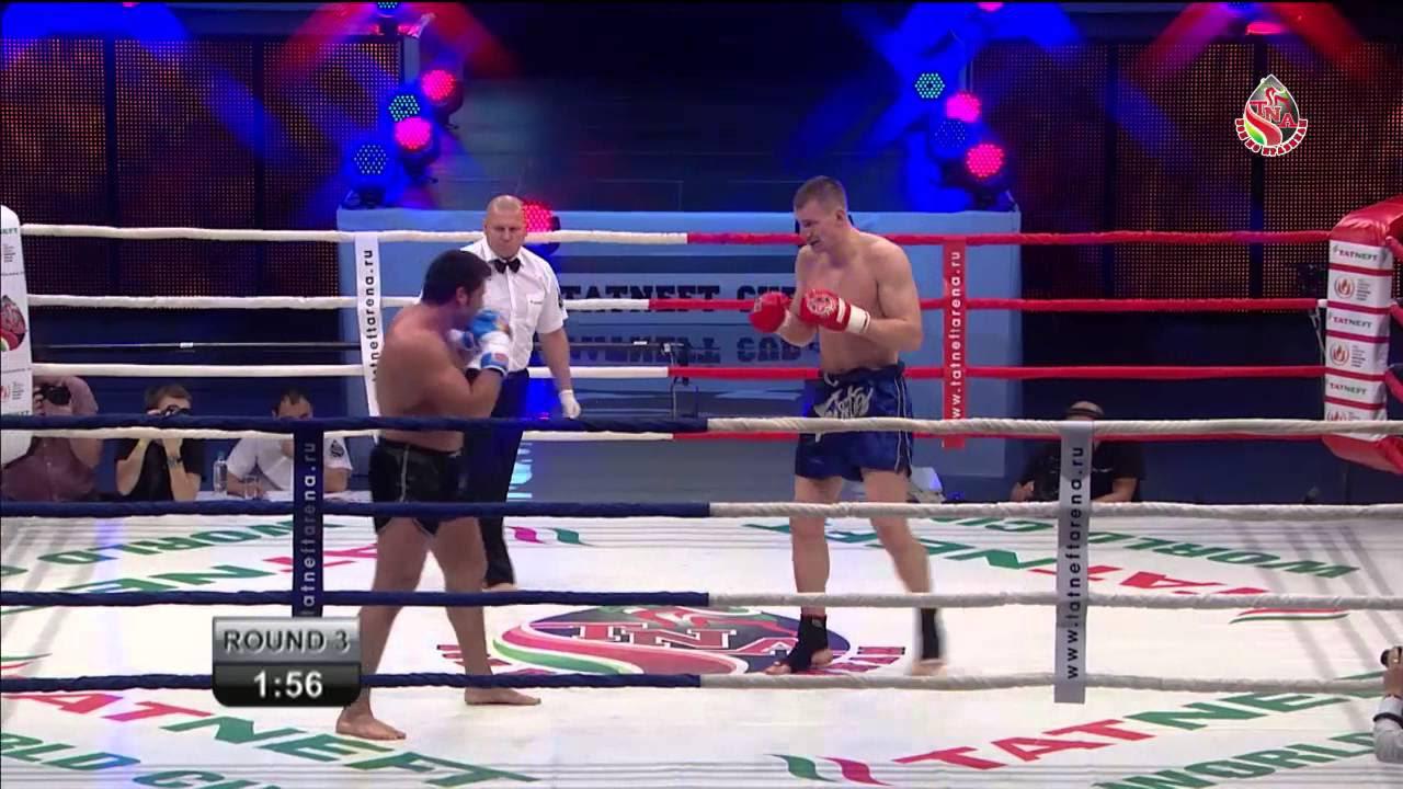 TATNEFT CUP | Martin Pacas VS Ali Cenik