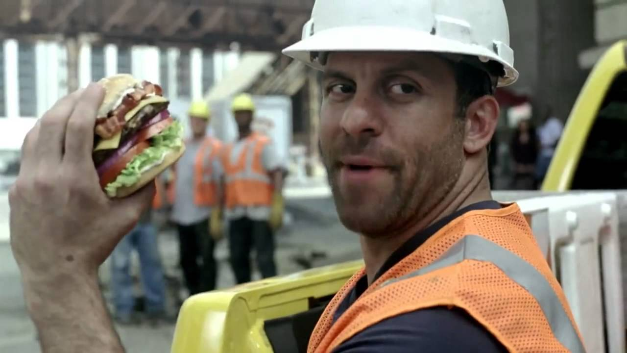 Man of Steel Potholes Carl's Jr Hardee's Commercial | Doovi