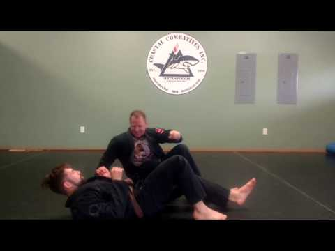 Coastal Combatives- Defense from Mount Headlock