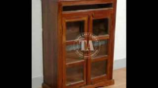 Furniture Wooden Cabinet Indian Furniture & Handicraft Manufacturers And Exporter