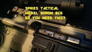 spikes tactical nickel boron ar 15 bolt review