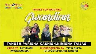 Gwandian | Bhangra Dance Choreography | Dr. Zeus | Zora Randhawa | Richa Chadha ft.Varun Sharma
