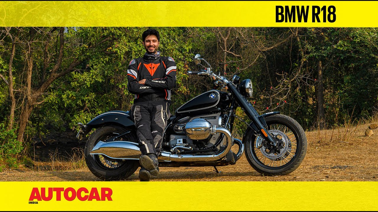Download BMW R18 review - The Big Show | First Ride | Autocar India