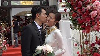 Đám cưới Đông Nhi - Ông Cao Thắng: Toàn cảnh rước dâu sang chảnh, cực rộn ràng sáng 08/11/2019