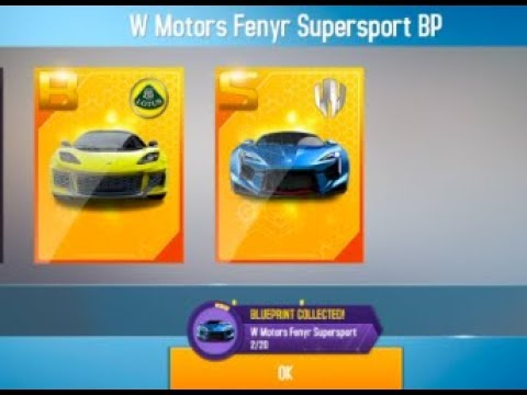 THE NEW FASTEST WAY TO GET BLUEPRINTS IN ASPHALT 8 - YouTube