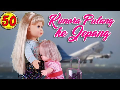 #50 Kimora Pulang Ke Jepang - Boneka Walking Doll Cantik Lucu -7L | Belinda Palace