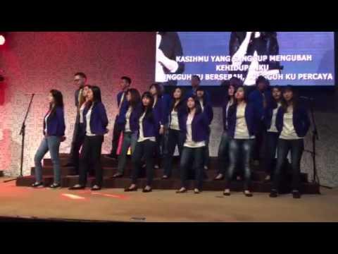 Choir NDC NCH2 - KuasaMu terlebih besar