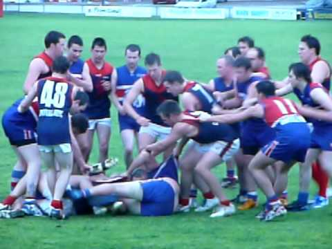 Moonta Vs Wallaroo Footy Biffo Classic