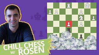 Sub Saturday: IM Eric Rosen's Chill Chess Hour