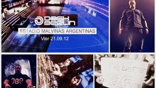 Dash Berlin |  The Review - Estadio Malvinas Argentinas  21.09.12