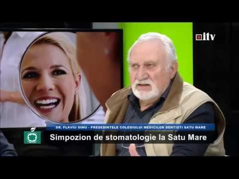 Simpozion de stomatologie la Satu Mare 26.01.2015