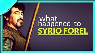 What happened to Syrio Forel?