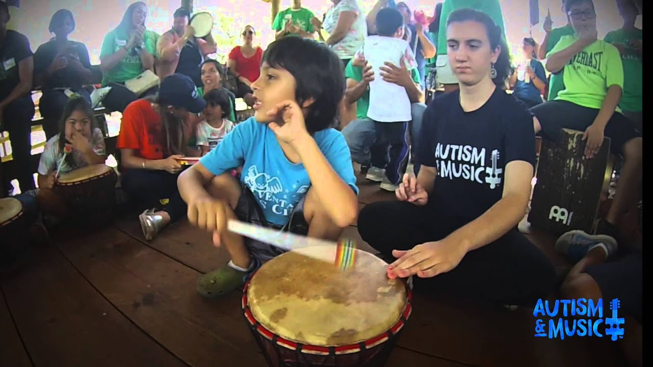 Autism And Music AnM HangOut La Ventana De Los Cielos