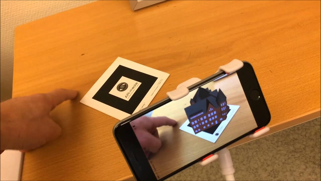 simple demo augmented reality youtube