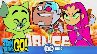 Teen Titans Go! En Español | ¡Baile de Titans!