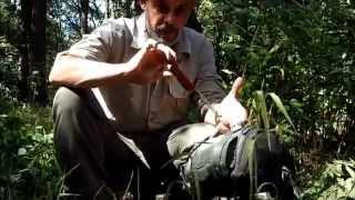 Bushcraft: Snugpack Response pack challenge