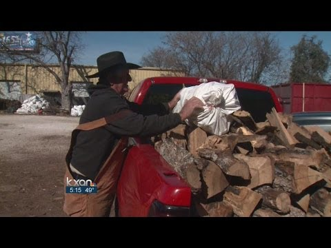 Cold weather has firewood in high demand