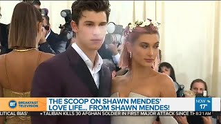 shawn mendes on his personal life