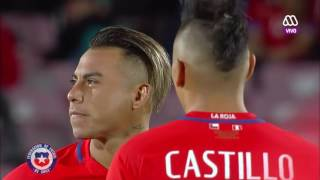 Chile vs Peru - Clasificatorias Rusia 2018