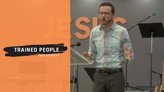 Trained people | Josh Britnell