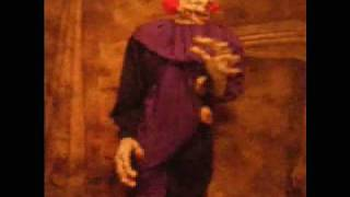 Wares the Evil Clown Professional Halloween Theme Park Costume