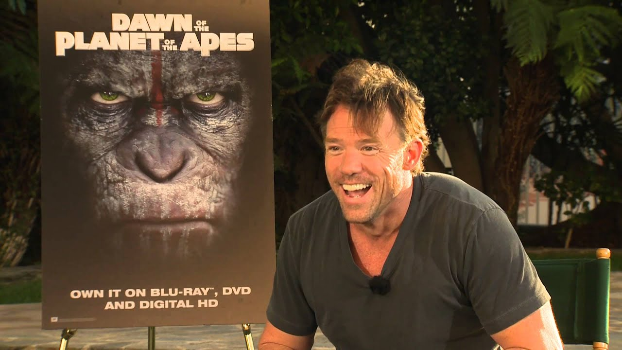 How 'Dawn Of The Planet Of The Apes' Turned Actors Into Apes