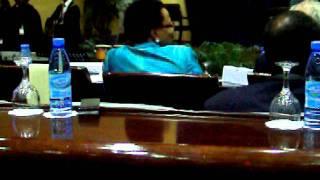Cerimônia Colóquio Internacional Samora Machel.MOV