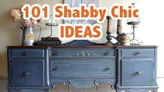 101 Painted Furniture Ideas, Shabby Chic & DIY