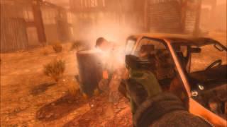 Попытки убить Шепарда. Call of duty: Modern Warfare 2