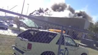 King Air 200 Crash at Flight Safety, Wichita Kansas