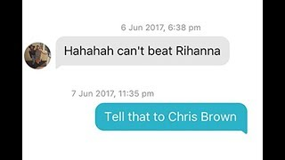 BEST TINDER CONVERSATIONS OF ALL TIME #1